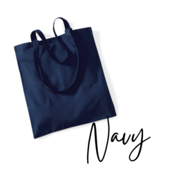 Blanco tas: Navy