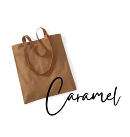Blanco tas: Caramel