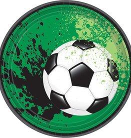 Feestbord voetbal