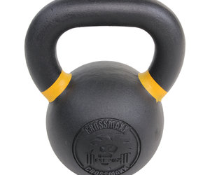 Lifemaxx Crossmaxx® Powdercoated kettlebell