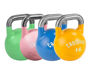Lifemaxx Crossmaxx® competition kettlebell