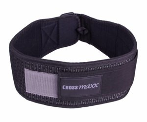 Lifemaxx Crossmaxx® Nylon lifting belt
