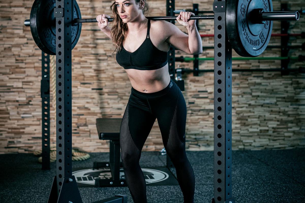 Lifemaxx Crossmaxx® Squat stand V2
