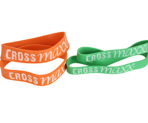 Lifemaxx Crossmaxx® MINI resistance band level 1