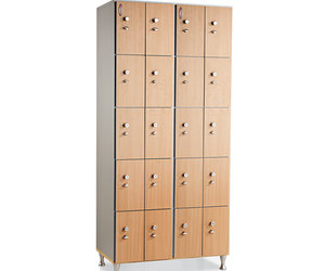 Panatta Security Boxes Storage Double