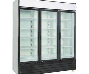 combisteel Combisteel glasdeur koelkast
