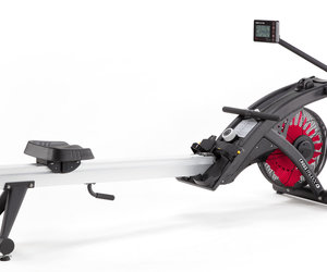 Lifemaxx Crossmaxx® Air Rower PRO