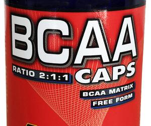 Prosport BCAA Kapseln 180 Kapseln / 130 g