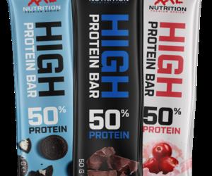 XXL Nutrition High Protein Bar 2.0 / 5 stuk