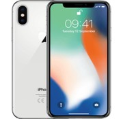 Apple Refurbished iPhone X 64GB Zilver