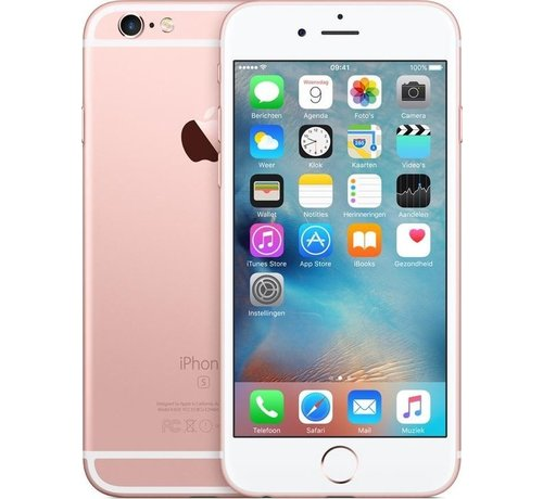 Apple Refurbished iPhone 6s 64GB Rozegoud