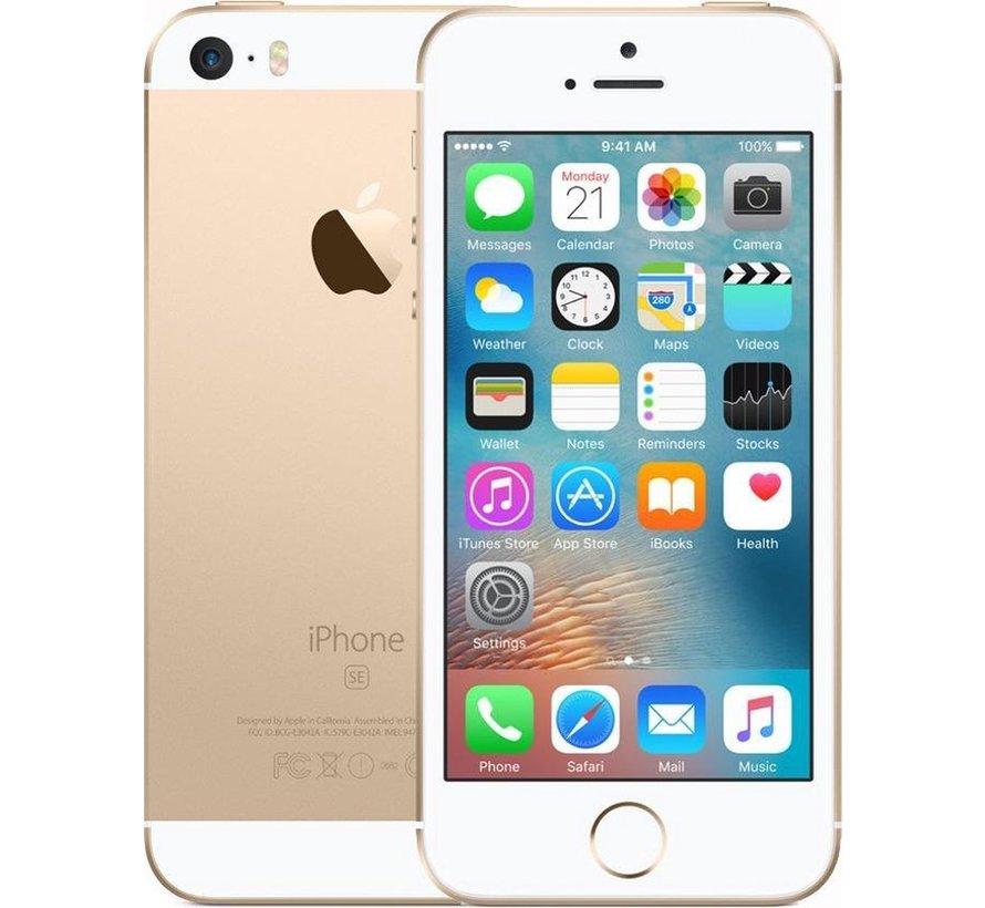 Refurbished iPhone SE 32GB Goud