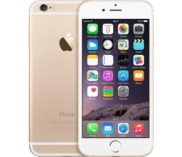 Apple Refurbished iPhone 6 128GB Goud