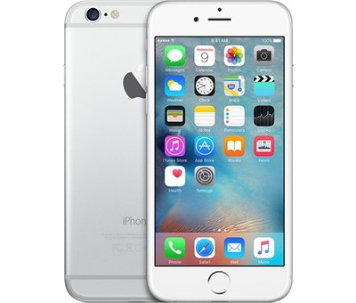 Apple Refurbished iPhone 6 128GB Zilver