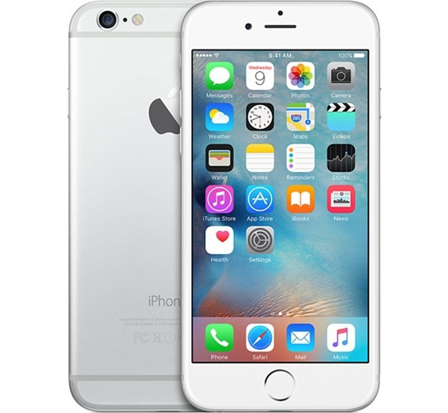 Refurbished iPhone 6 128GB Zilver