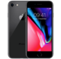Refurbished iPhone 8 256GB Zwart