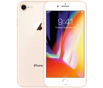 Apple Refurbished iPhone 8 256GB Goud
