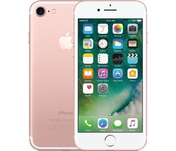 Apple Refurbished iPhone 7 256GB Rozegoud
