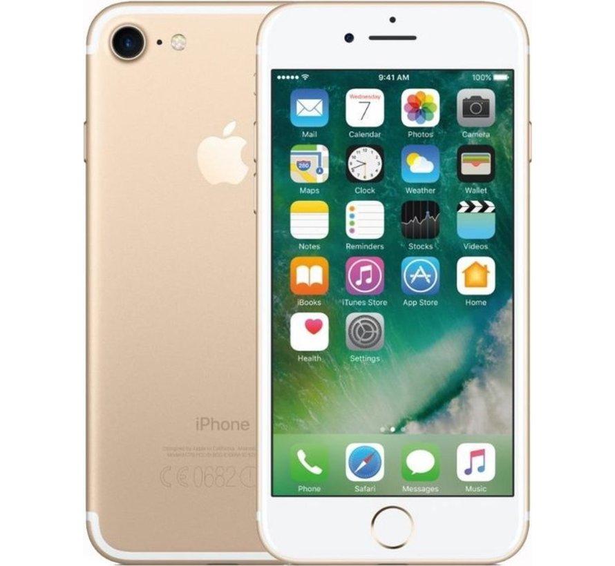 Refurbished iPhone 7 128GB Goud