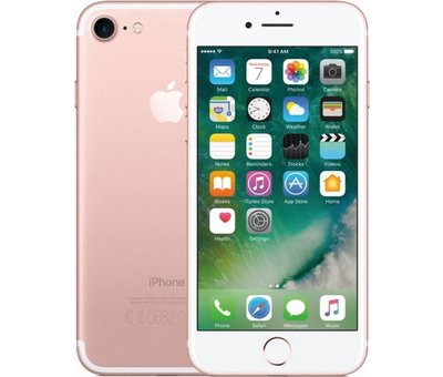 Apple Refurbished iPhone 7 32GB Rozegoud