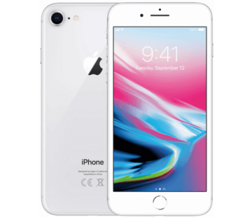 Apple Refurbished iPhone 8 64GB Zilver