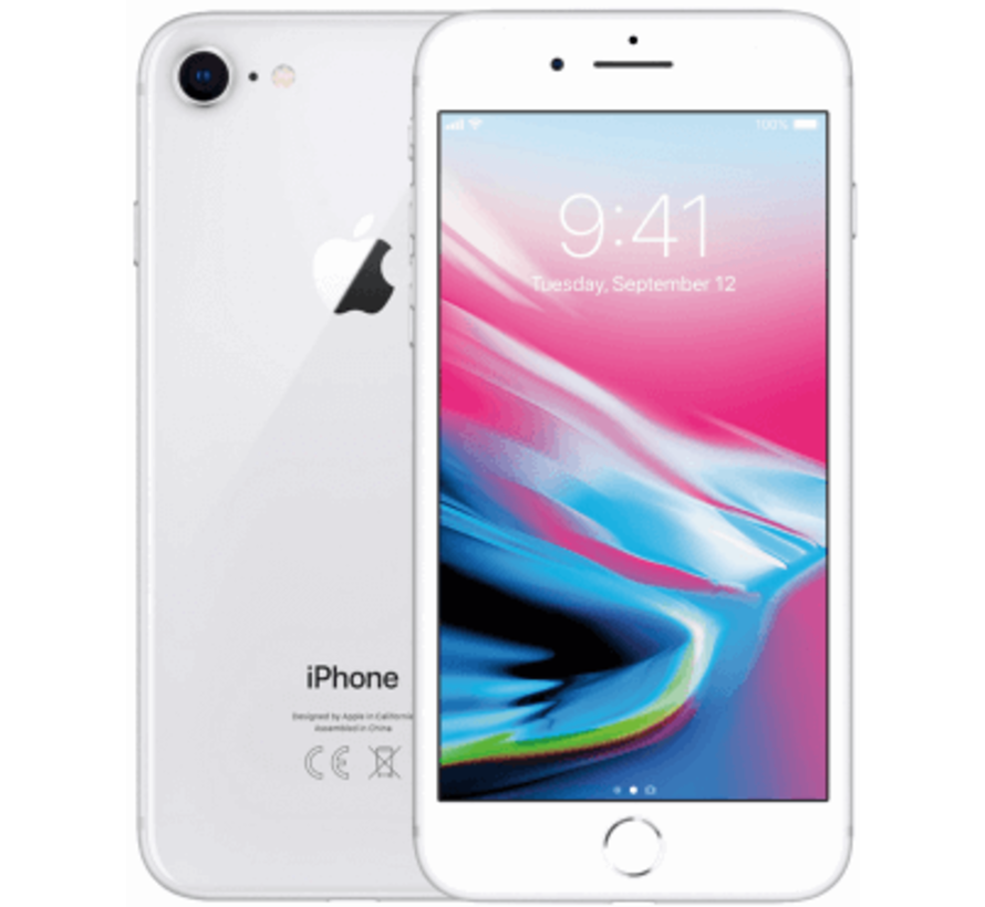 Refurbished iPhone 8 64GB Zilver