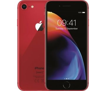 Apple Refurbished iPhone 8 256GB Rood