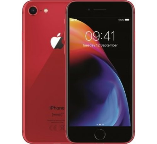 Apple Refurbished iPhone 8 64GB Rood