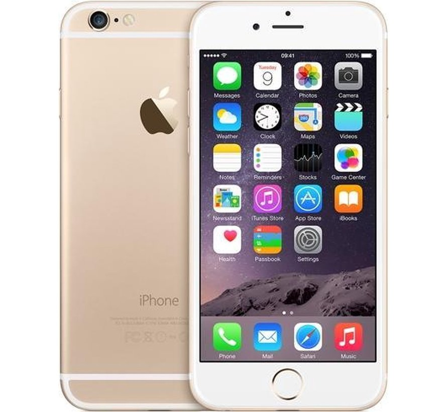 Refurbished iPhone 6 64GB Goud