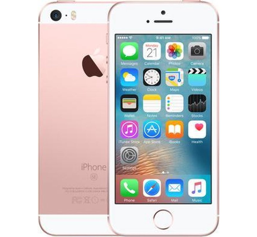 Refurbished iPhone SE 64GB Rozegoud