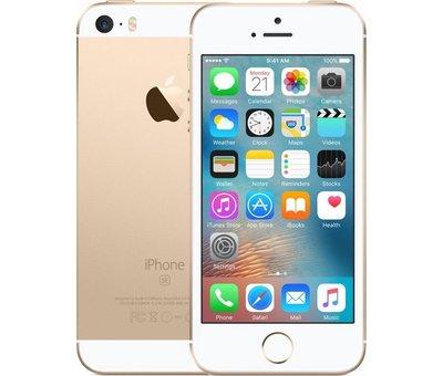 Apple Refurbished iPhone SE 64GB Goud