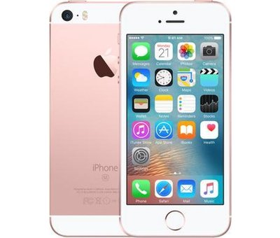 Apple Refurbished iPhone SE 16GB Rozegoud