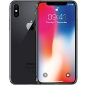 Apple Refurbished iPhone X 256GB Zwart