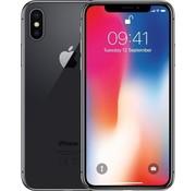 Apple Refurbished iPhone X 64GB Zwart