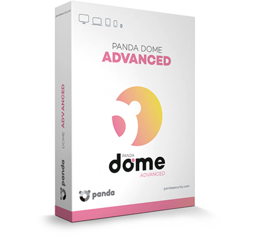 Panda Dome Advanced 1-PC 1 jaar - Download