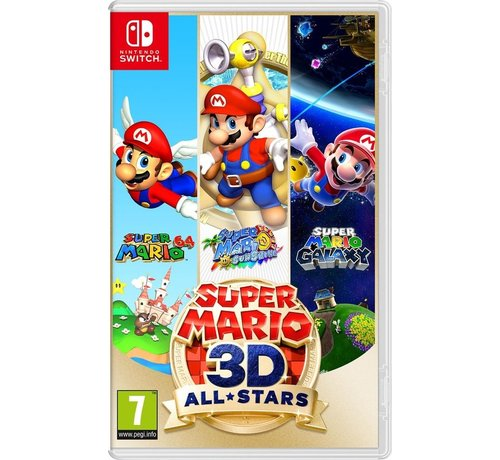 Nintendo Super Mario 3D All-Stars Nintendo Switch