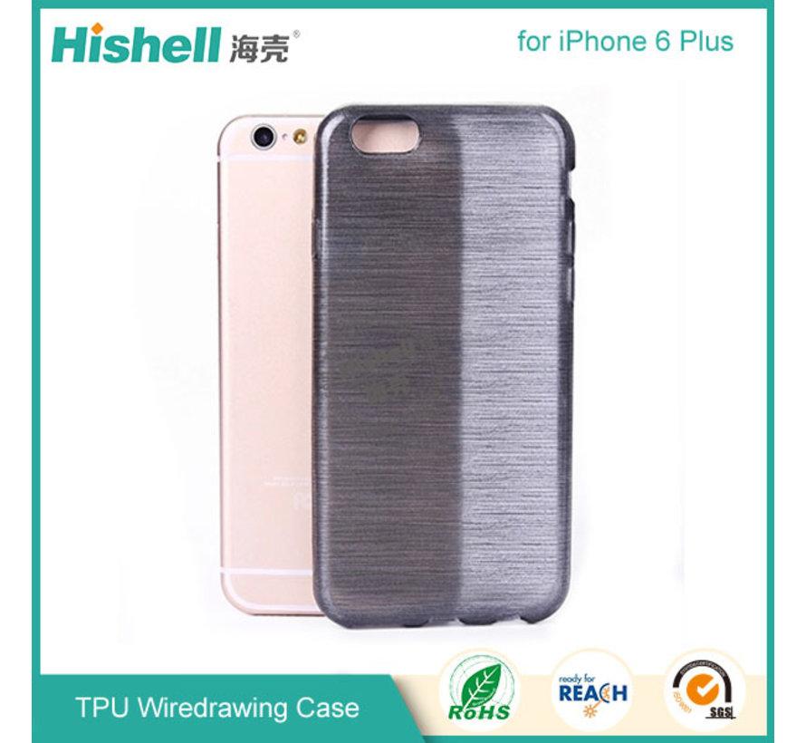 iPhone 6 Plus/6s Plus Mat Finisch Case grijs