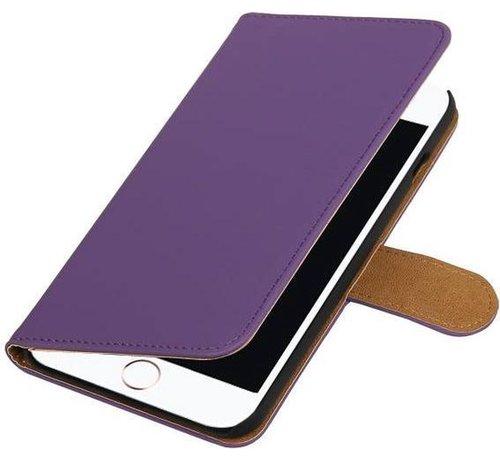 iPhone 7 Plus/ 8 Plus paars Book Case