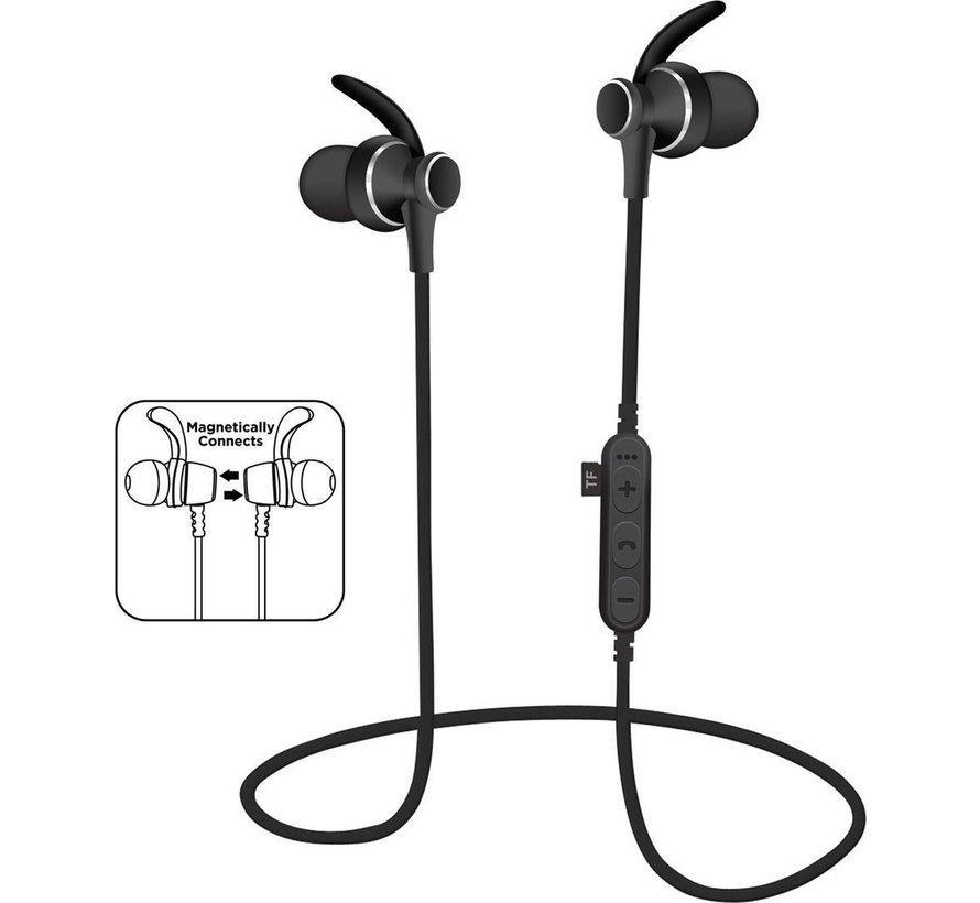 Platinet Draadloze In-Ear Bluetooth oordopjes zwart