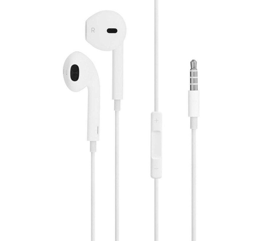 Apple Earpods In-Ear oordopjes wit