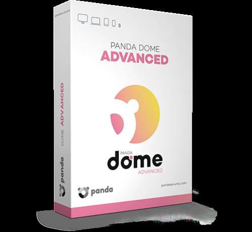 Panda Antivirus Panda Dome Advanced 3-PC 1 jaar - Download