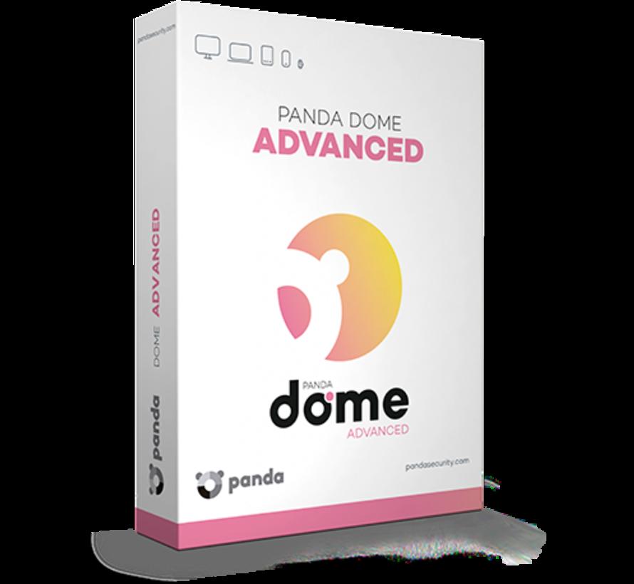 Panda Dome Advanced 3-PC 1 jaar - Download