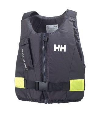 Helly Hansen Helly Hansen Zwemvest Rider Zwart/Geel