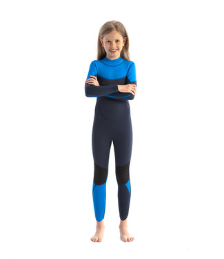 JOBE JOBE Wetsuit Kind Boston 3/2 Blauw