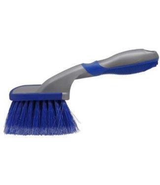 BTC Line Blue Wasborstel Korte Steel Zacht