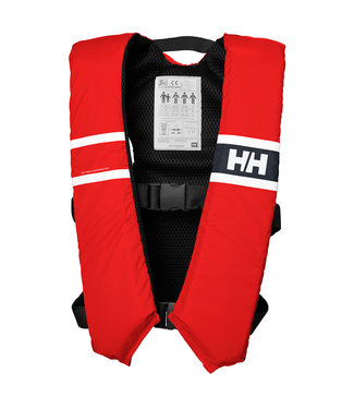 Helly Hansen Helly Hansen Zwemvest Comfort Compact Rood