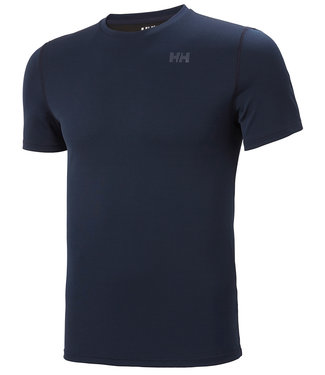 Helly Hansen Helly Hansen T-Shirt Heren Lifa Active Solen Donkerblauw