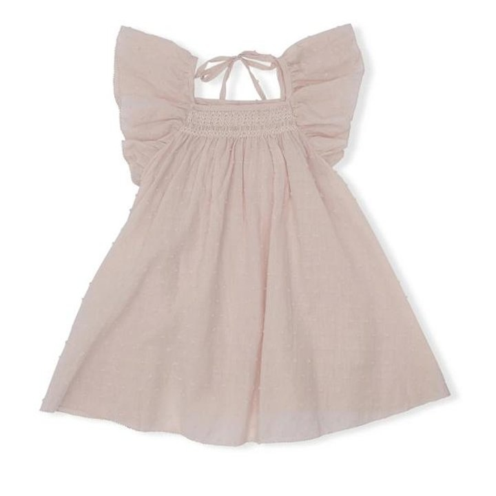 Konges Sløjd Konges Sløjd PRIYA DRESS - BLUSH