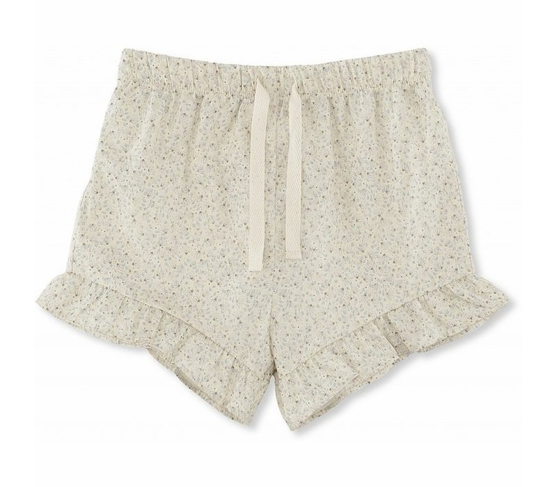 Konges Sløjd HASLA SHORTS - MELODIE LEMONADE