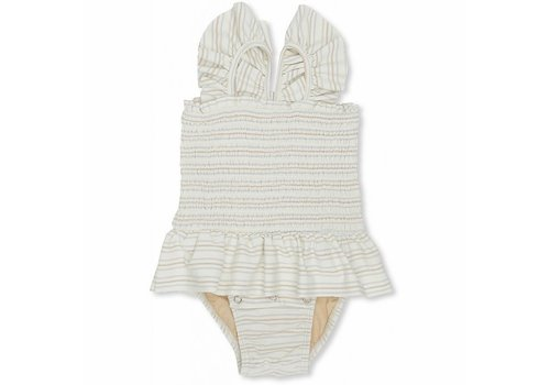 Konges Sløjd Konges Sløjd UV SWIMSUIT - VINTAGE STRIPE